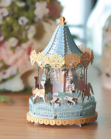 Merry Go Round Light Model - Grand Edition
