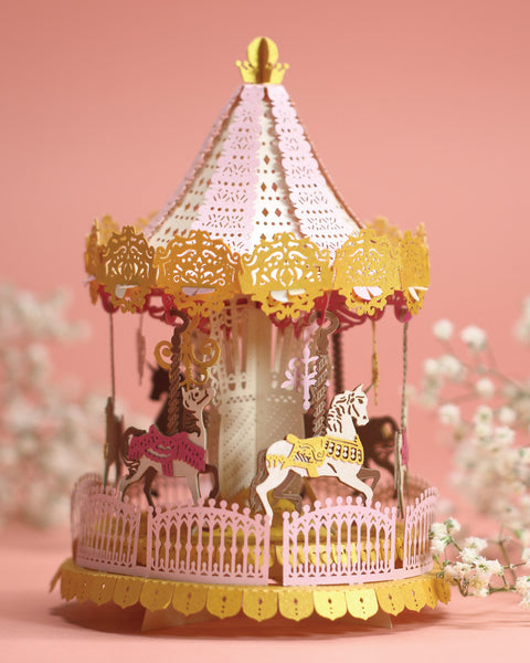 Merry Go Round Light Model - Grand Limited Edition (Online Store Only)