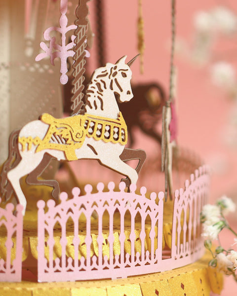 Merry Go Round Light Model - Grand Limited Edition (Online Store Only) - POSTalk