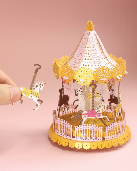Merry Go Round Light Model - Grand Limited Edition
