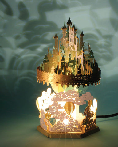 Floating Castle Light Model - POSTalk