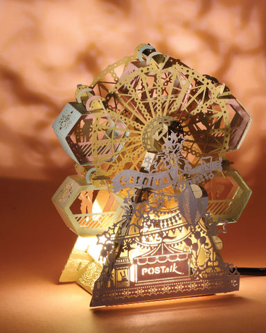 Ferris Wheel [Grand Edition] - POSTalk Light Model (LM53) - POSTalk