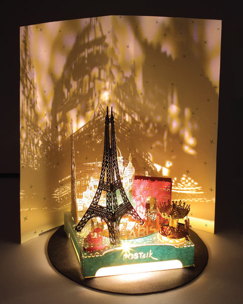 POSTalk Paris Light Model - Traveler Series