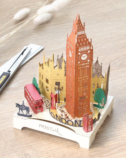 London Light Model - Traveler Series - POSTalk