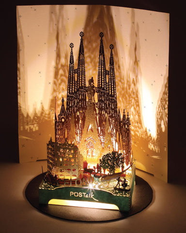 Barcelona Light Model - Traveler Series - POSTalk