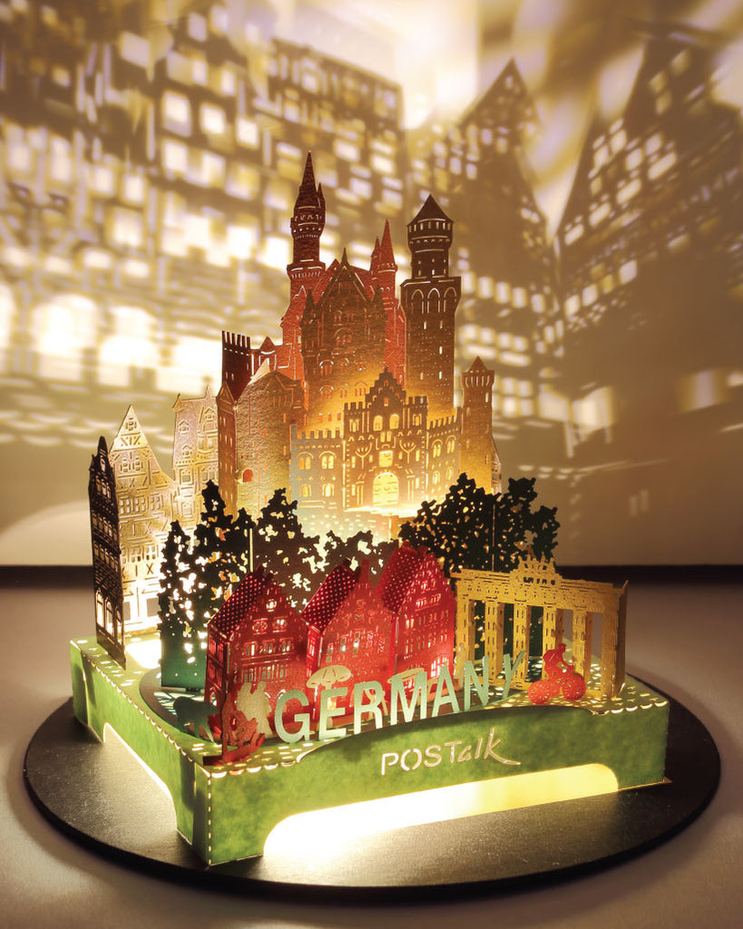 Germany Light Model - Traveler Series - POSTalk