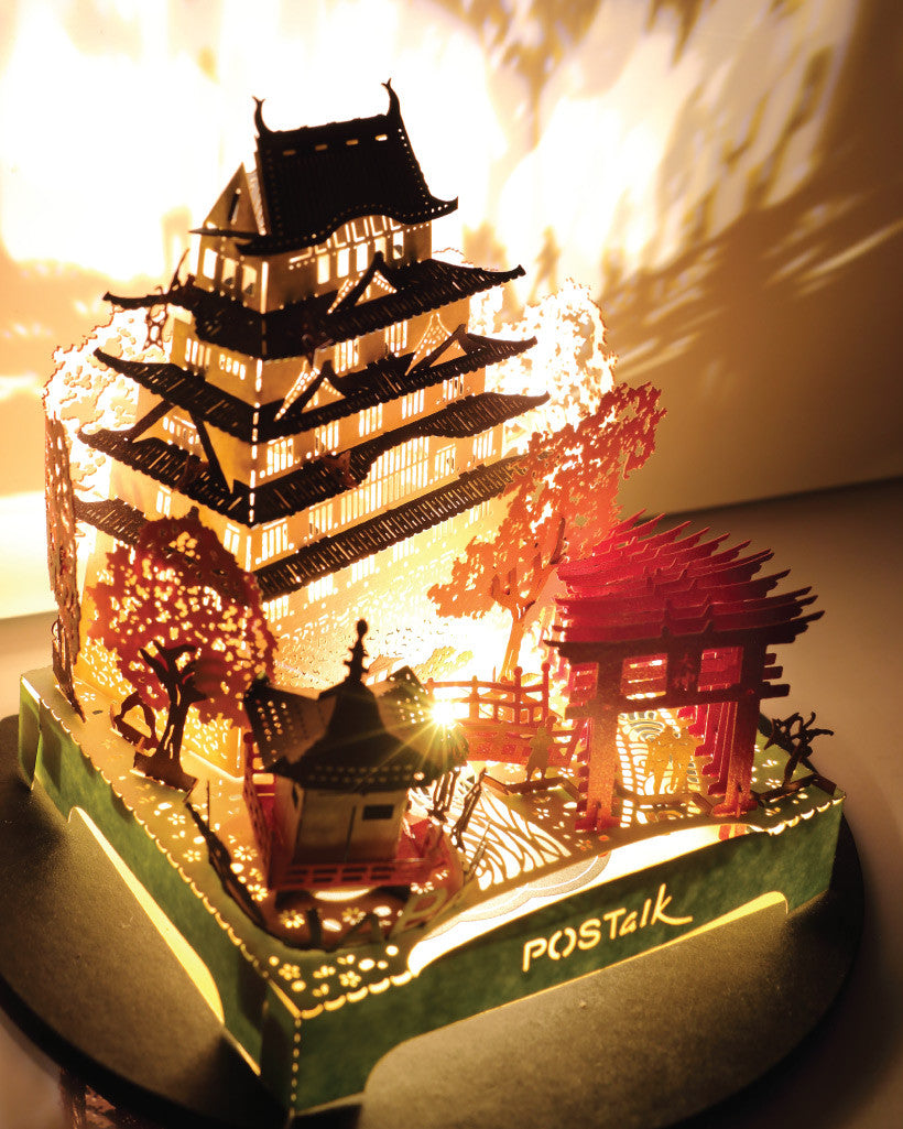 Japan Light Model - POSTalk Traveler Light Model (TL-06) - POSTalk