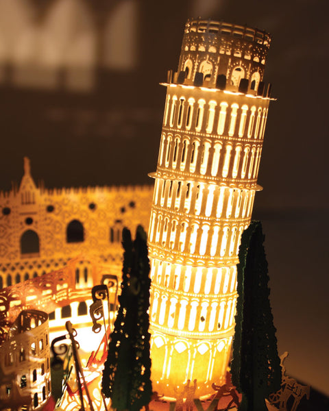 Italy Light Model - Traveler Series