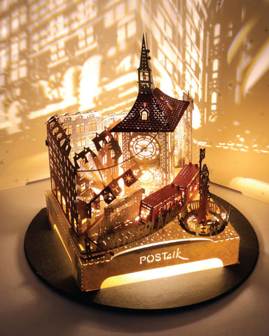 Switzerland Light Model - Traveler Series - POSTalk
