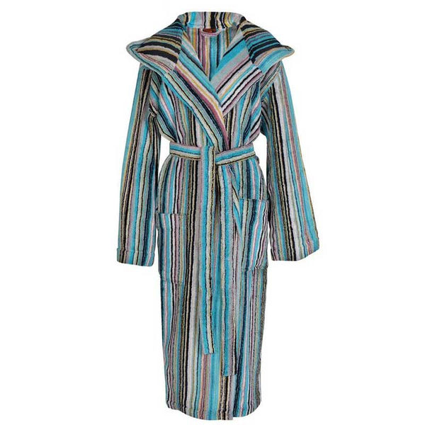 Bathrobe Missoni-Jazz Blue