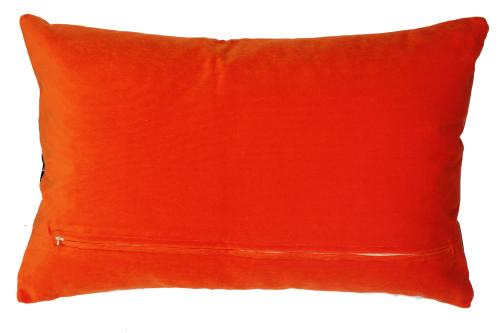 Kenzo Limited Edition cushion Pink and Orange Horizontal Stripes 50x30