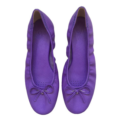 Ballerina sko fra Japan - Purple