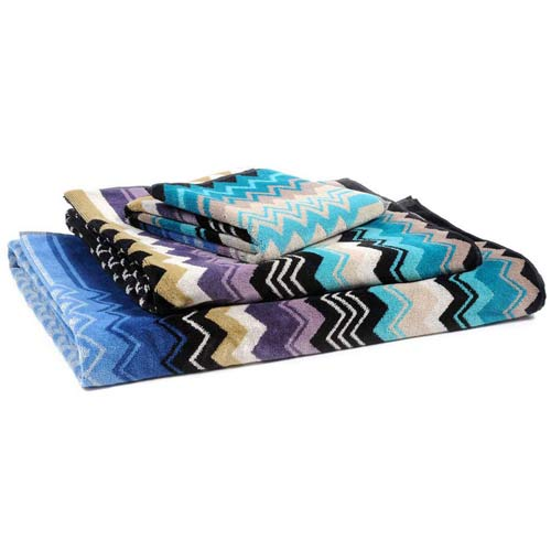 Towel Missoni - Giacomo Blue