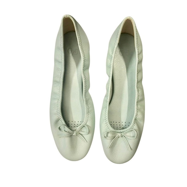Japanese ballerina shoes - Light Blue