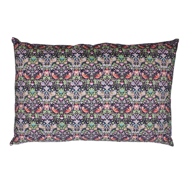 Liberty Pude Strawberry Thief Multicolor 50x30 - Grønlykke.com