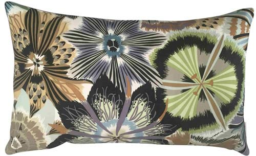 Missoni Pude Passiflora Green 60x40