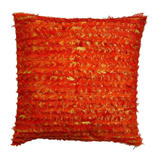 OUTLET  Dusty Yellow & Orange tråd 40x40