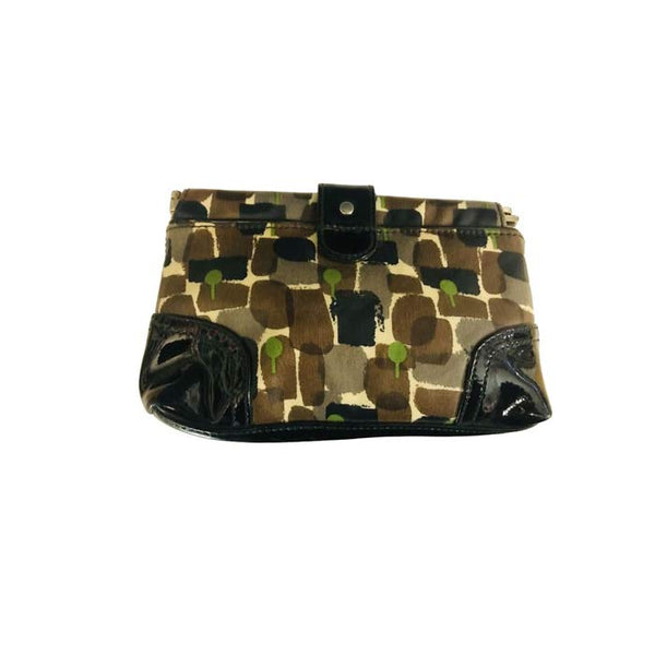OUTLET TOILETTASKE ORLA KIELY - Grey, Brown, White, Black & Green