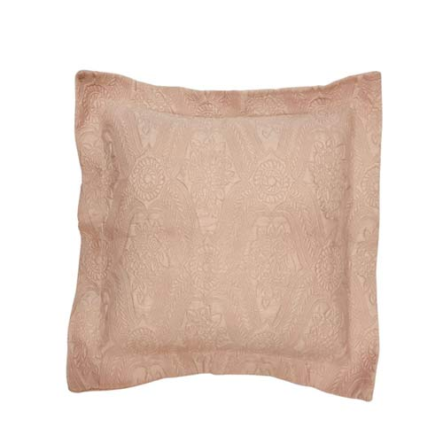 Outlet Pude - Quiltet Old Rose 50x50