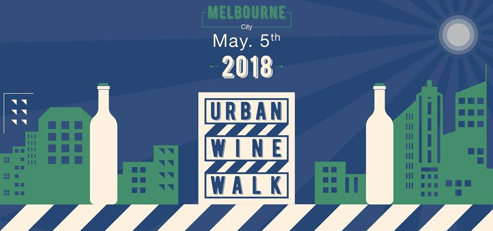Urban Wine Walk - Melbourne (City)