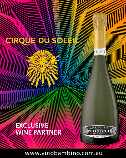 Exclusive Wine Partner for Cirque Du Soleil