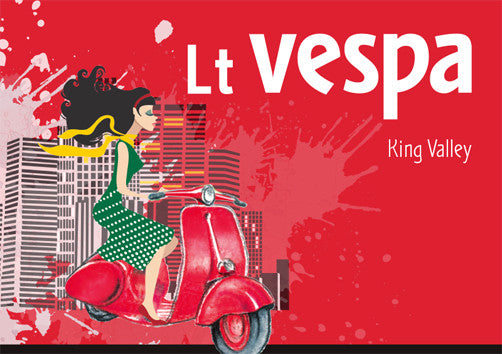 Offer Update: Buy 6 for the price of 5 in the Lt Vespa range (your 6th bottle free!)