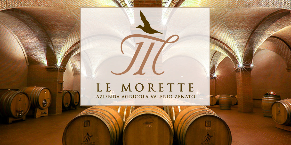 New Additions: Le Morette wines from Garda, Verona
