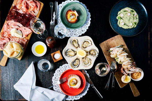 Lunch at Sarti @ $35 PP