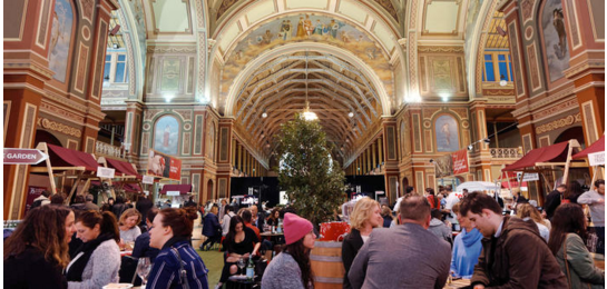 27 May Melb Italian Food + Wine Festival