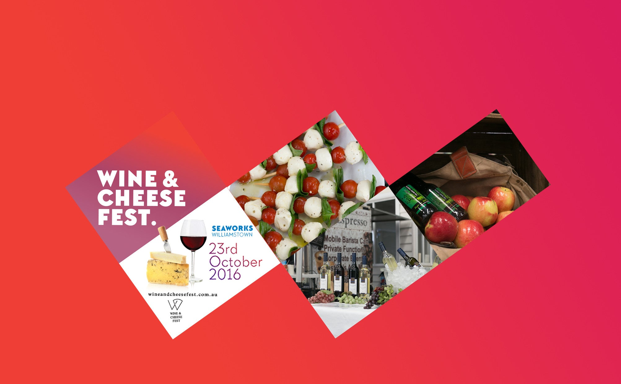 Melbourne Wine & Cheese Festival 2016