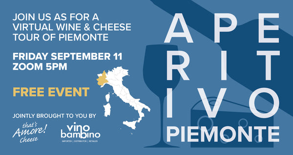 APERITIVO PIEMONTE - Join us on a food & wine exclusive to Barolo region in Piemonte!