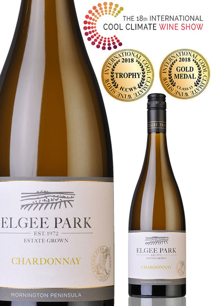 The 18th International Cool Climate Wine Show's Best White Wine in Mornington Peninsula - Elgee Park Chardonnay