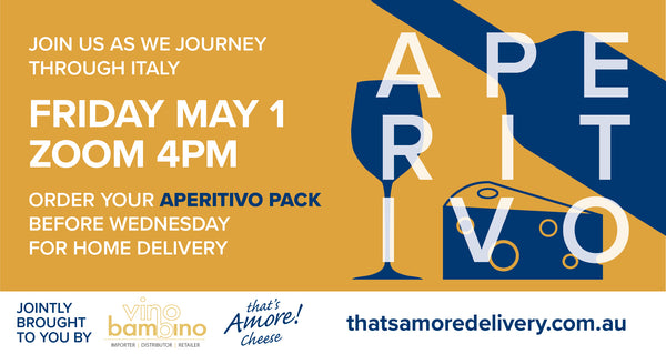 Free Event: Friday Aperitivo - A Journey Through Northern Italy