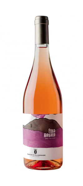 Barone di Villagrande Etna Rosato 2019