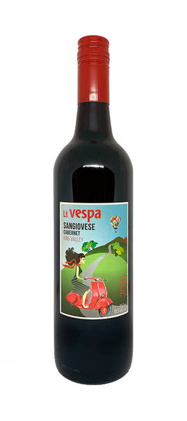 Little Vespa Sangiovese 2018