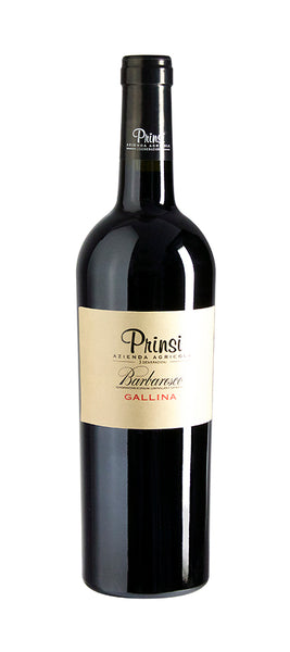 Prinsi Barbaresco DOCG 'Gallina' 2015