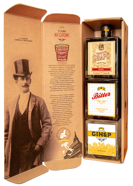 TUVE NEGRONI KIT 1500ML
