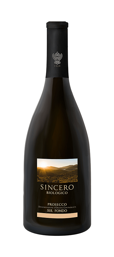 Salatin Sincero Prosecco (Natural wine)