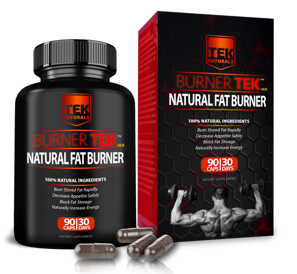 BurnerTEK™ Fat Burner v2.0 $20 Off Sale