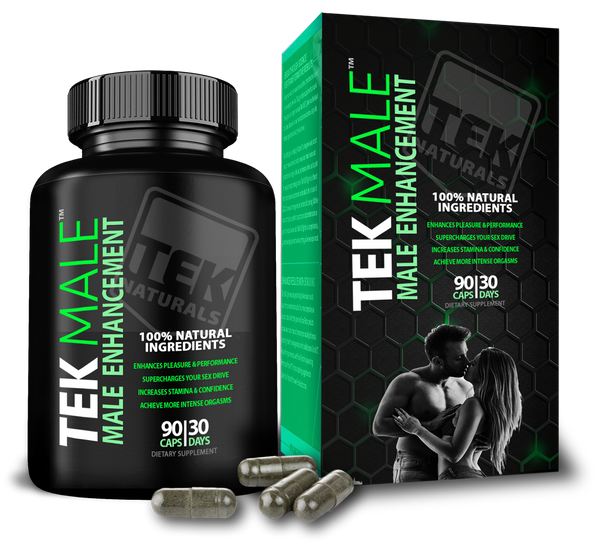 TEKMale™ Male Enhancement ($15 Off Sale)