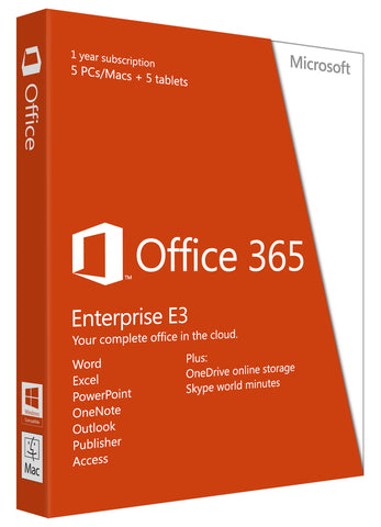 Microsoft Office 365 Enterprise