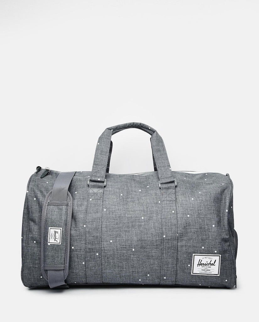 Co Novel Holdall in Spot Print