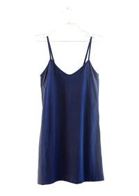 organic cotton camisole dress