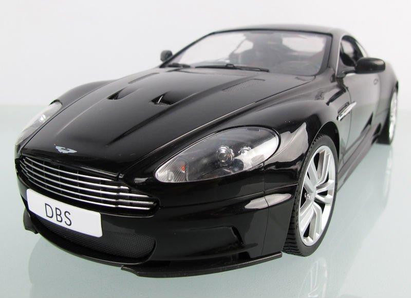 "13.5"" 1:14 Aston Martin DBS Black"