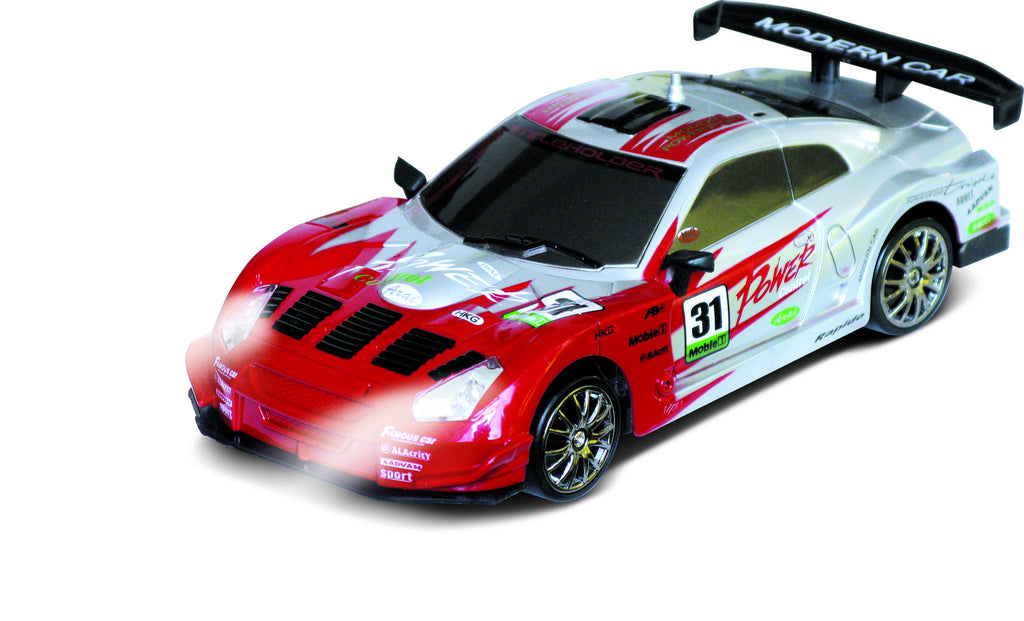 1:24 Super Fast RC Drift Race Car (Red)