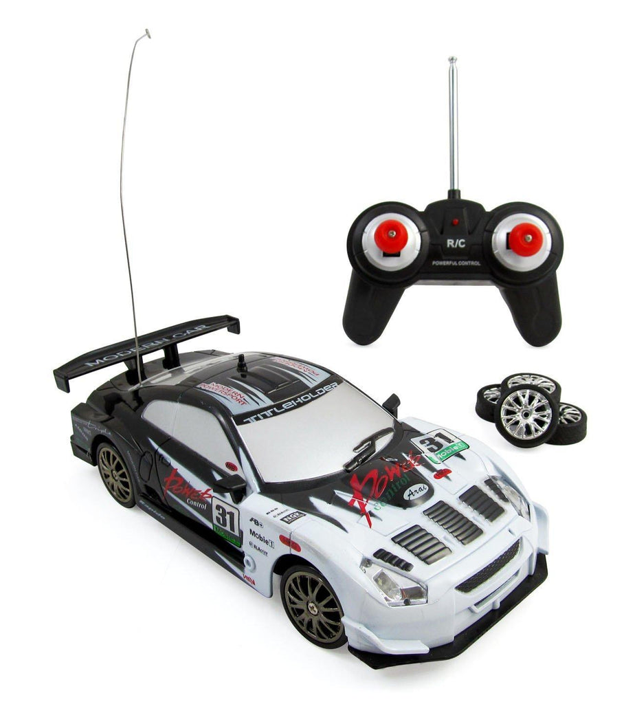 1:24 Super Fast RC Drift Race Car (White)