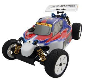 1:10 4WD Off-Road Buggy (Red)