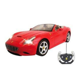 "11.8""  1:12 Scale Ferrari California Red"