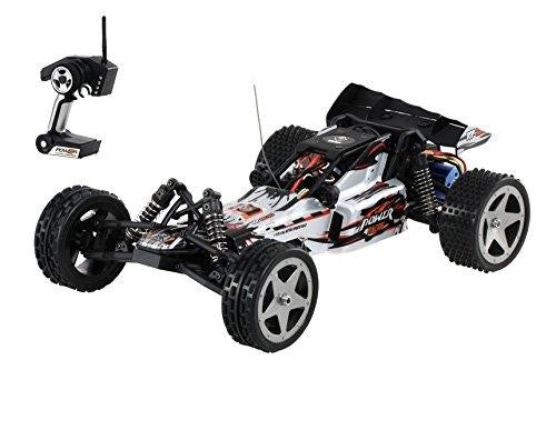 WL959 1:12 2.4G 2WD Radio Control RC Cross Country Racing Car (White)