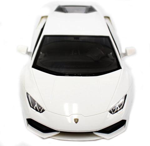 1-14 Scale Lamborghini Huracán LP 610-4 Radio Remote Control Model Car R-C RTR (White)